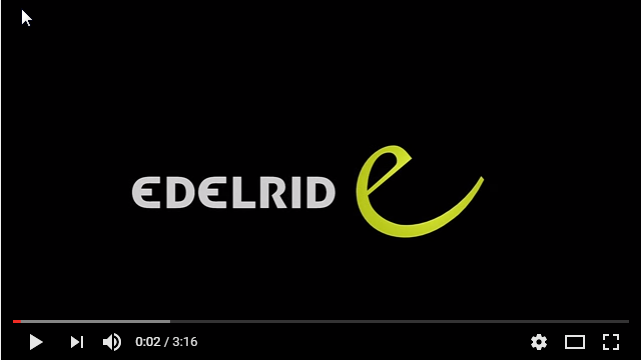 Edelrid - Video Youtube