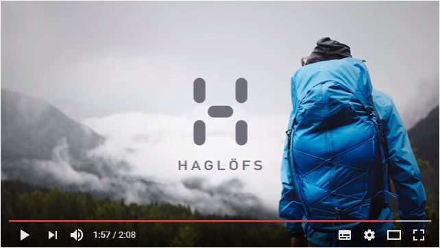Haglöfs - Video Youtube